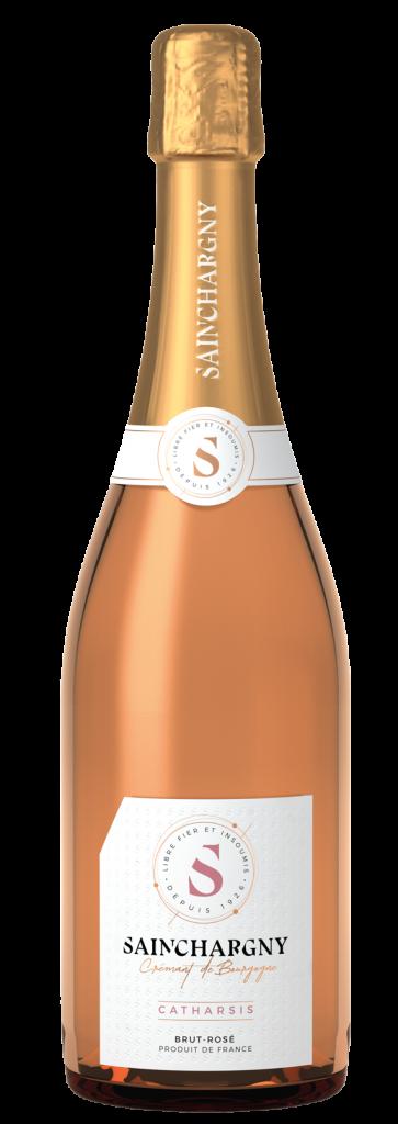 Crémant de Bourgogne cuvee Catharsis Sainchargny