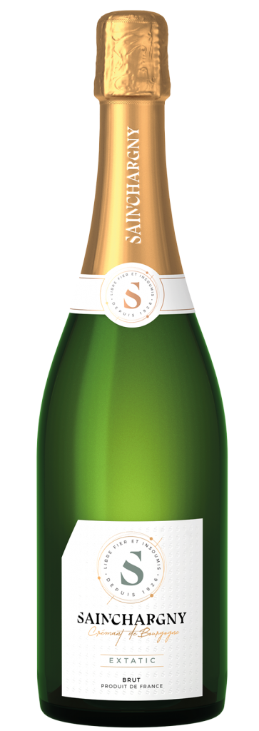 Extatic Brut Crémant de Bourgogne Sainchargny